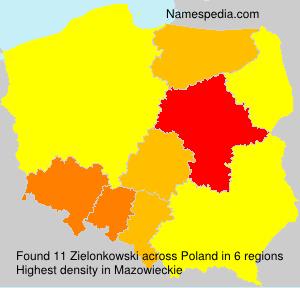 Zielonkowski