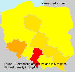 Zimonska