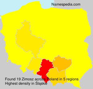 Zimosz