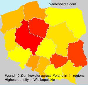 Ziomkowska