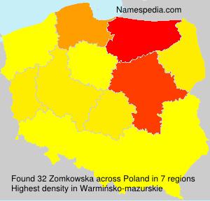 Zomkowska