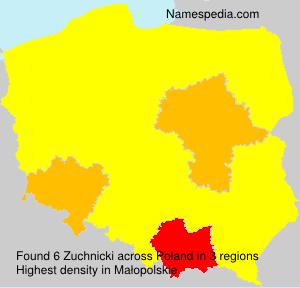 Zuchnicki