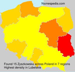 Zyszkowska