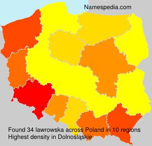 lawrowska