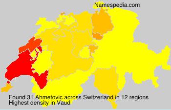 Ahmetovic - Switzerland