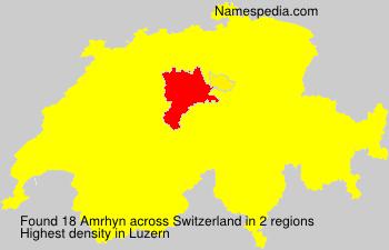 Amrhyn