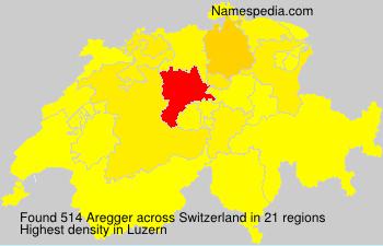 Aregger
