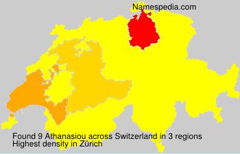 Athanasiou - Switzerland