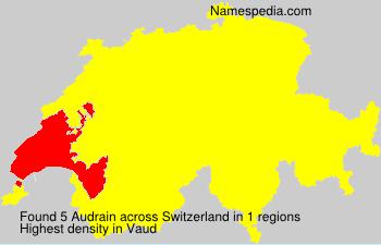 Audrain