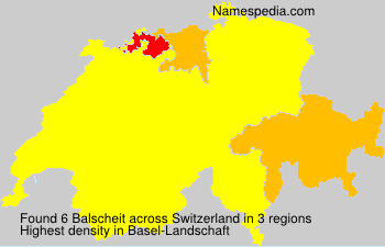 Balscheit