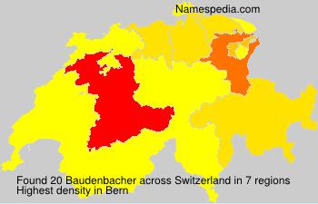 Baudenbacher