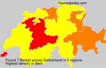 Beckel