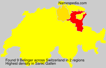 Belinger