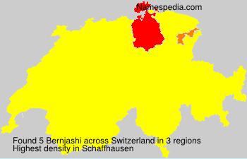 Bernjashi