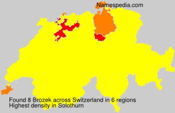 Brozek