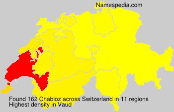 Chabloz