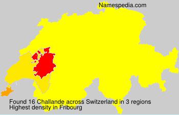 Challande