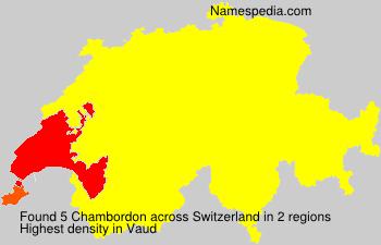 Chambordon