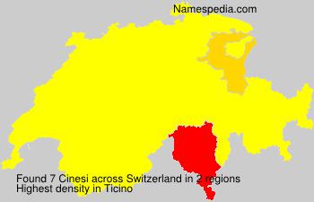 Cinesi