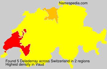Delederray