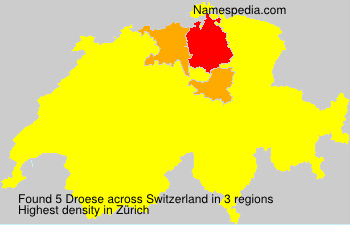 Droese