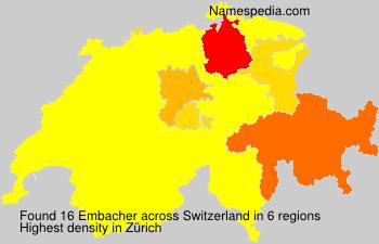 Embacher