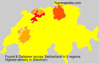 Galsterer