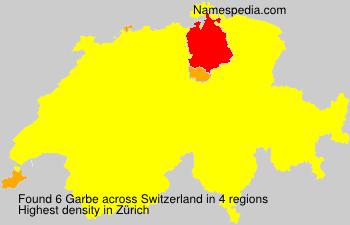 Garbe