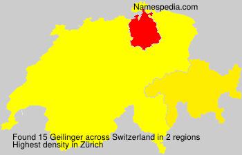 Geilinger