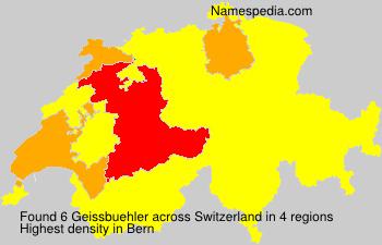 Geissbuehler
