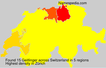 Geitlinger