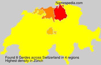 Gerdes