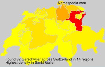 Gerschwiler