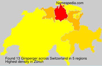 Girsperger