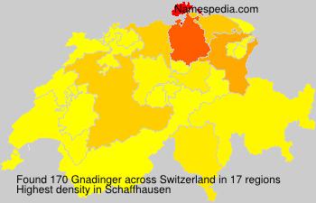 Gnadinger