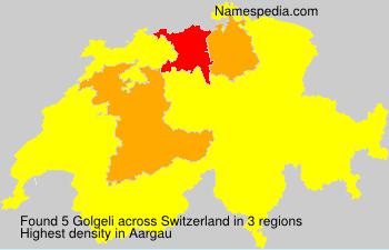 Golgeli