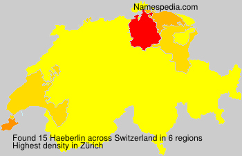 Haeberlin
