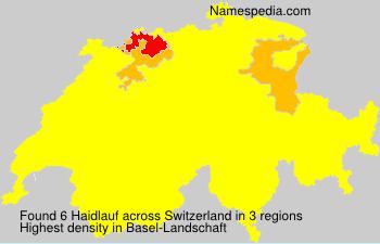 Haidlauf
