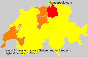 Haustein