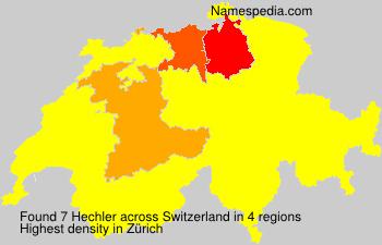 Hechler
