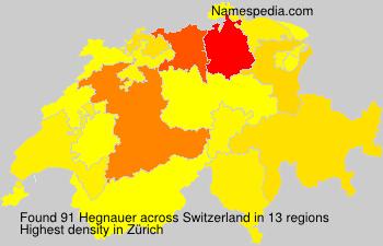 Hegnauer