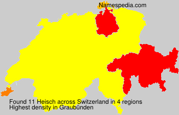 Heisch