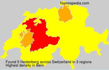 Hesterberg