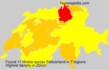 Hintze