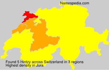 Hintzy