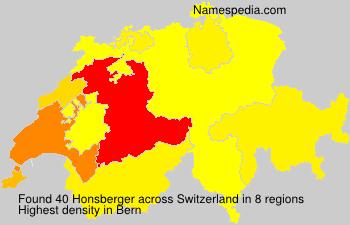 Honsberger