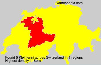 Kleinjenni