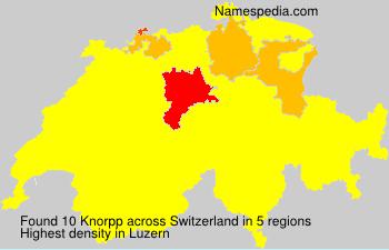 Knorpp