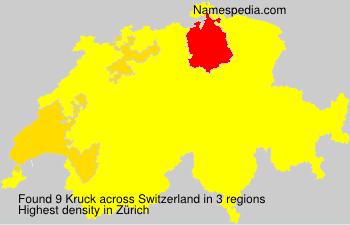 Kruck