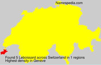 Leboissard